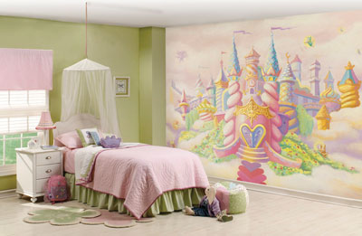Princess Castle C835 Mural Part 7