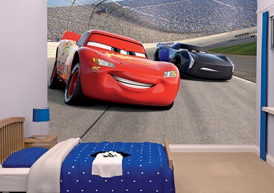 Disney Cars Mural Muralsdirectcouk Wall Murals To Buy Online