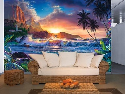 mountain scenes murals : muralsdirect.co.uk, wall murals to buy online